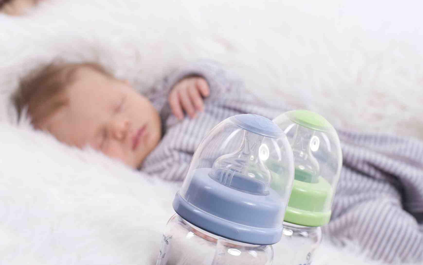 Quel rythme doit avoir un bébé de 3 mois ?